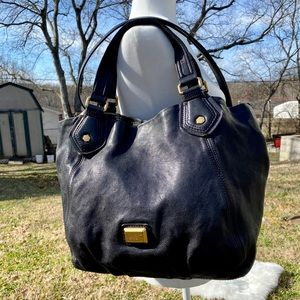 Marc by Marc Jacobs Large Leather Satchel